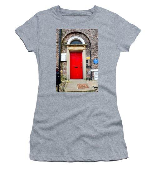 The Door To James Herriot's World Women's T-Shirt (Athletic Fit)