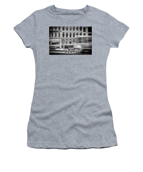 The Elevated Women's T-Shirt (Athletic Fit)