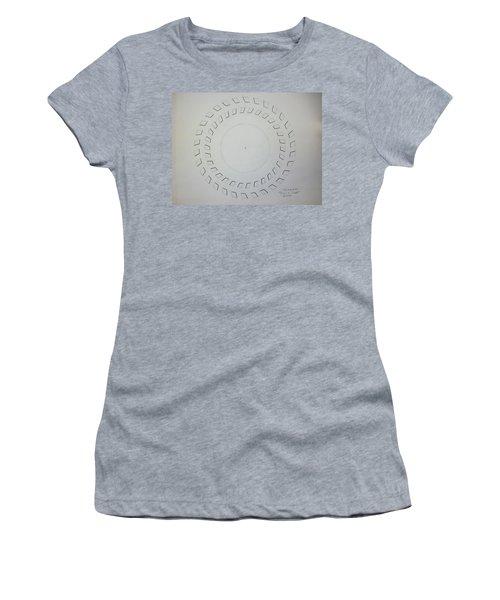 The Eye Of Pi Women's T-Shirt