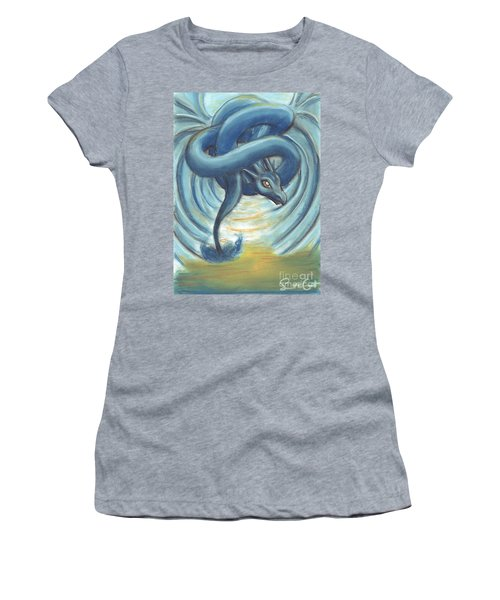 The Eye Of The Storm Women's T-Shirt (Athletic Fit)