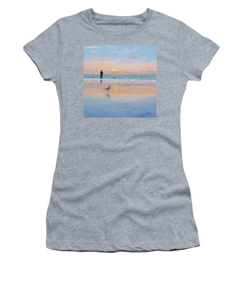 The Fisherman And The Seagull Women's T-Shirt
