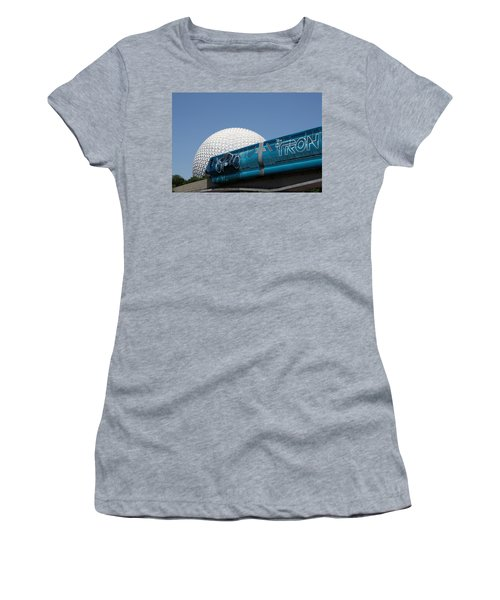 The Future Women's T-Shirt (Athletic Fit)