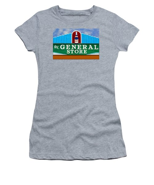 The General Store Women's T-Shirt (Athletic Fit)