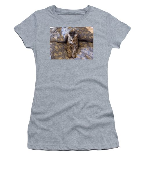 The Guru Will See You Now Women's T-Shirt (Junior Cut) by David S Reynolds