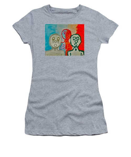 The Hollow Men 88 - Study Of Three Women's T-Shirt