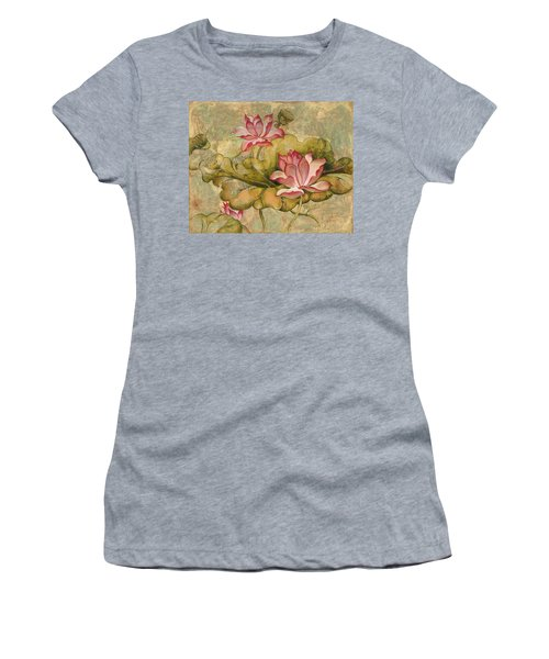 The Lotus Family Women's T-Shirt
