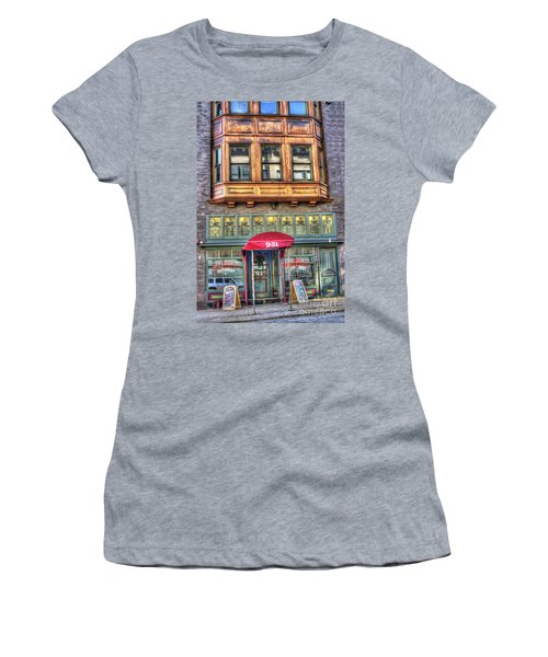 The Majestic Restaurant Women's T-Shirt (Athletic Fit)