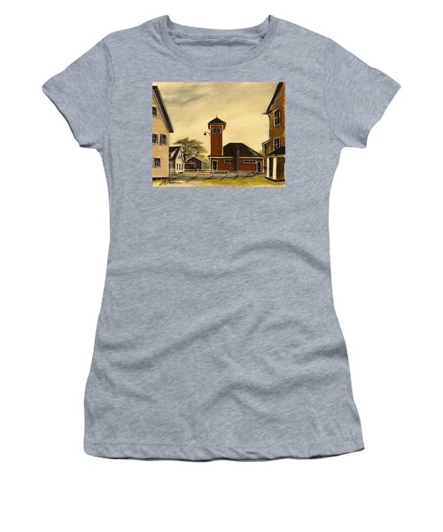 The Meeting House Women's T-Shirt (Athletic Fit)
