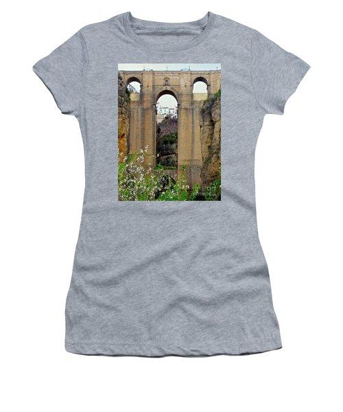 The New Bridge Women's T-Shirt (Athletic Fit)