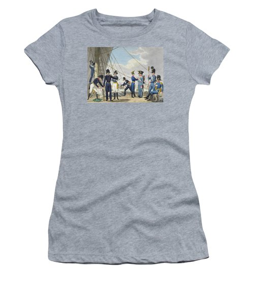 The New Imperial Royal Austrian Navy Women's T-Shirt