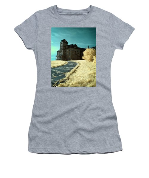 The Old Odd Fellows Home Color Women's T-Shirt
