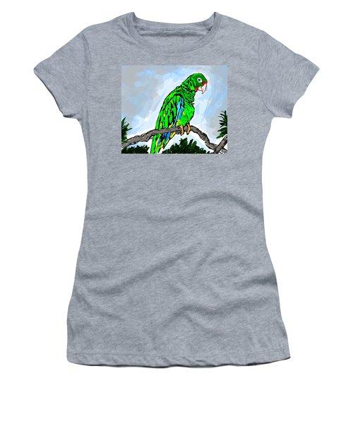 The Parrot Women's T-Shirt