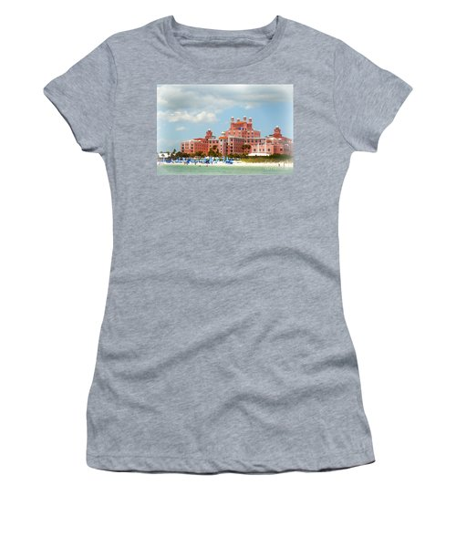 The Pink Palace Women's T-Shirt (Athletic Fit)