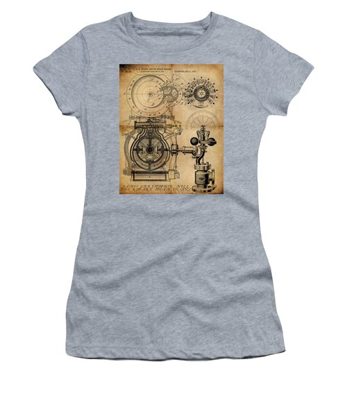 The Rotary Engine Women's T-Shirt
