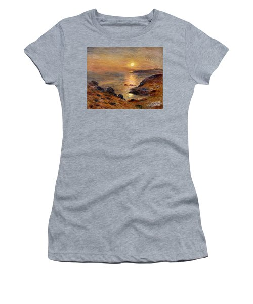 The Setting Of The Sun At Douarnenez61 Women's T-Shirt