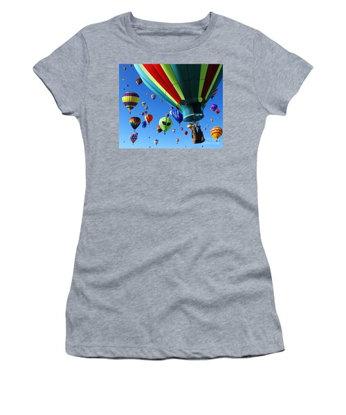 The Sky Is Full Women's T-Shirt (Athletic Fit)
