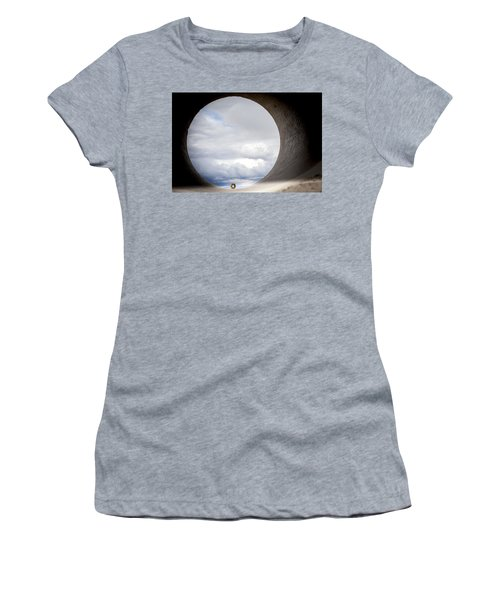 The View Above Women's T-Shirt (Athletic Fit)