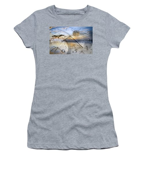 The Waiting Room Women's T-Shirt (Athletic Fit)