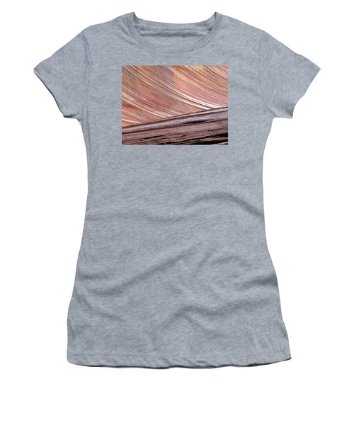 'the Wave' North Coyote Buttes 02 Women's T-Shirt