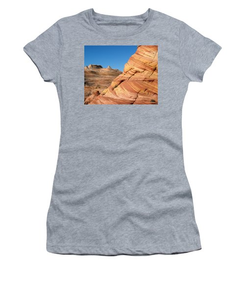 'the Wave' North Coyote Buttes 13 Women's T-Shirt