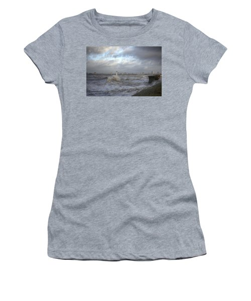 The Wild Mersey 2 Women's T-Shirt (Athletic Fit)