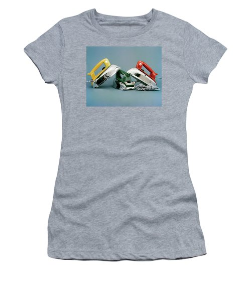 Three Irons By Casco Products Women's T-Shirt