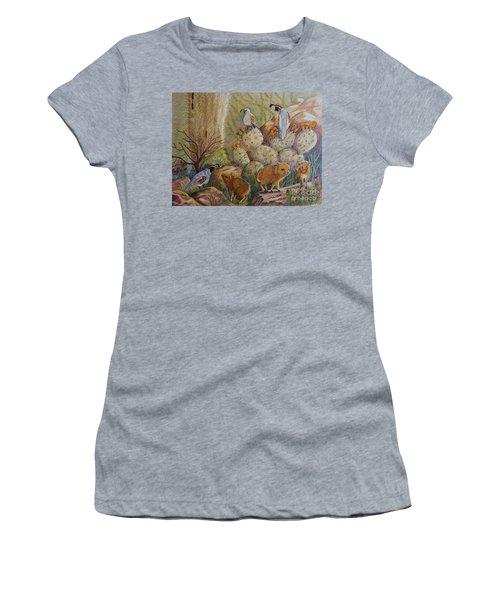 Three Little Javelinas Women's T-Shirt