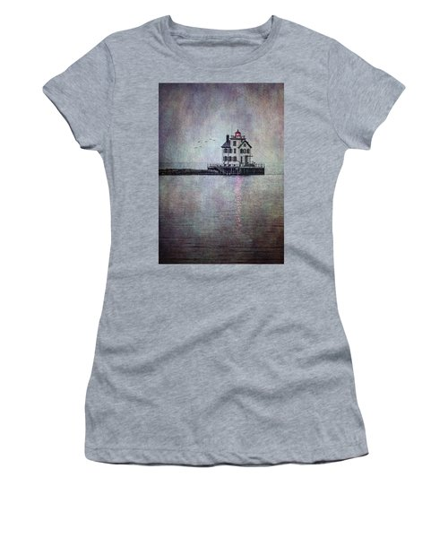 Through The Evening Mist Women's T-Shirt