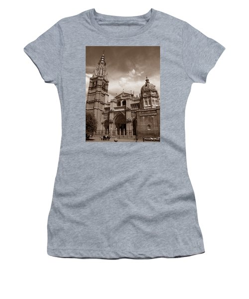 Toledo Cathedral Women's T-Shirt