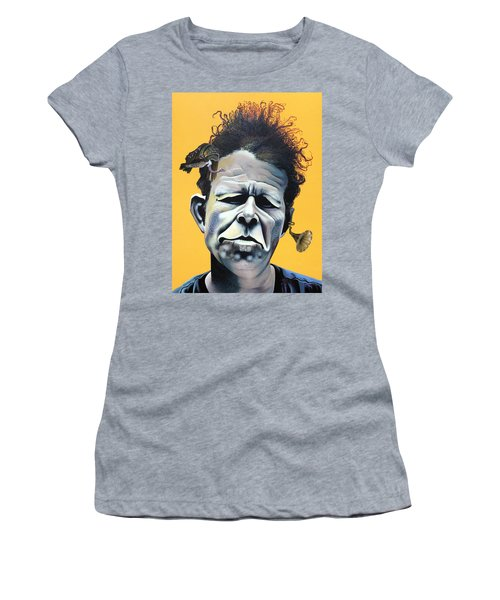Tom Waits - He's Big In Japan Women's T-Shirt