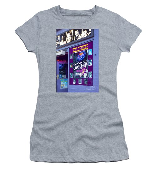 Tootsies Nashville Women's T-Shirt