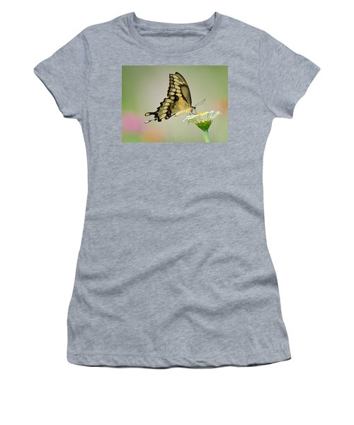 Torn Beauty Women's T-Shirt (Athletic Fit)
