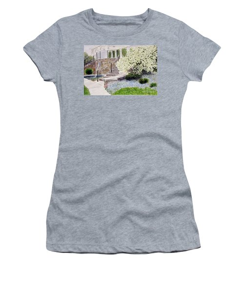 Tower Hill Blues Women's T-Shirt (Athletic Fit)