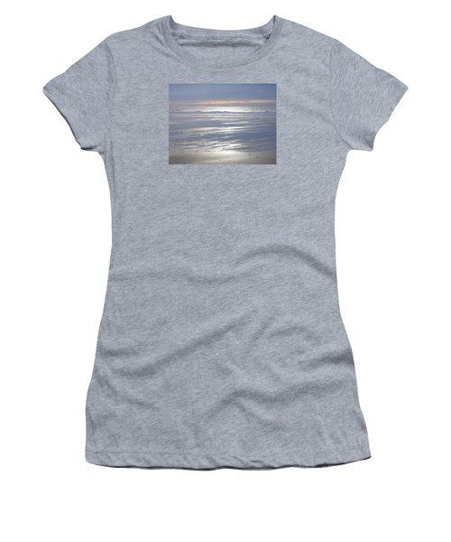 Tranquility Women's T-Shirt (Junior Cut) by Richard Brookes