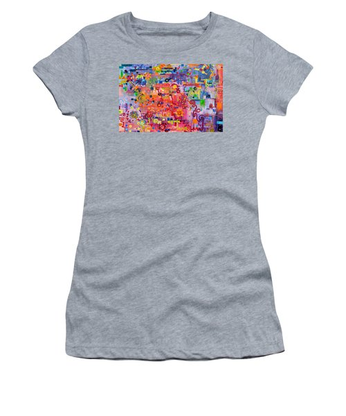 Transition To Chaos Women's T-Shirt