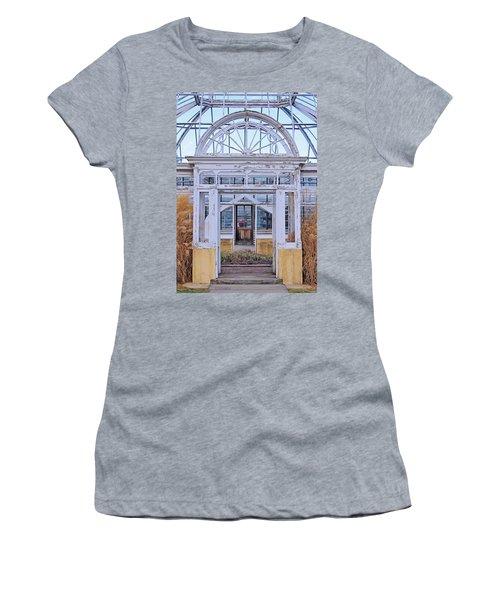 Triple Doorways Women's T-Shirt