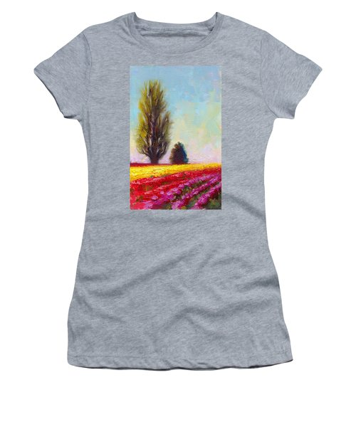 Tulip Sentinels Women's T-Shirt