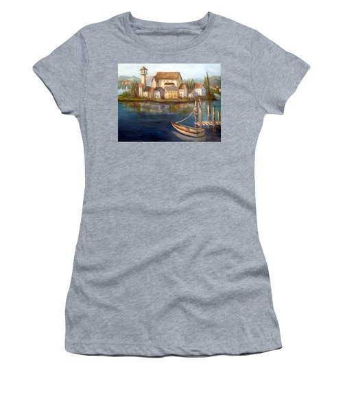 Tuscan Italian Paintings Women's T-Shirt