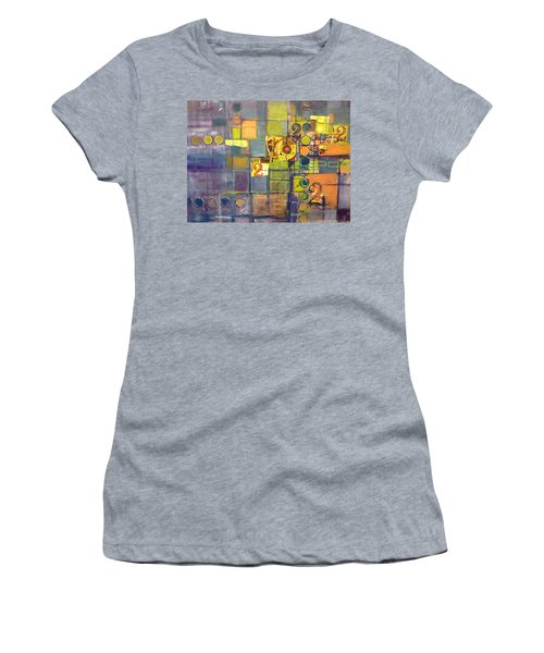 Twice Women's T-Shirt (Junior Cut) by Karin Husty