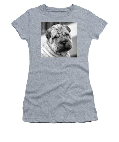 Unrefuseable Face Women's T-Shirt (Athletic Fit)