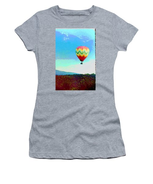 Up Up And Away Women's T-Shirt