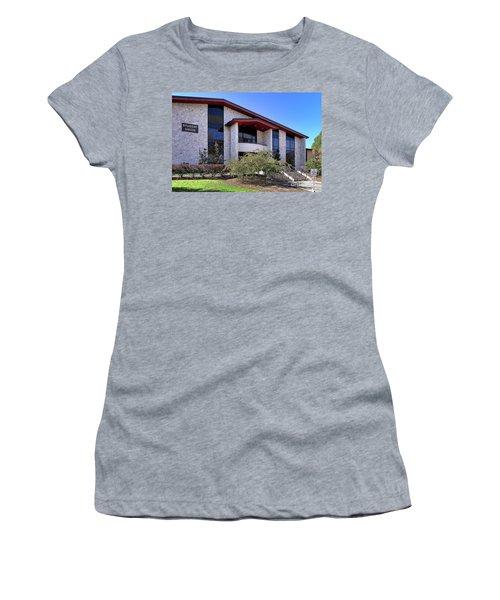 Upj Student Union Women's T-Shirt (Athletic Fit)