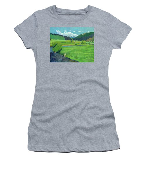 Upper Bear Creek Colorado Women's T-Shirt