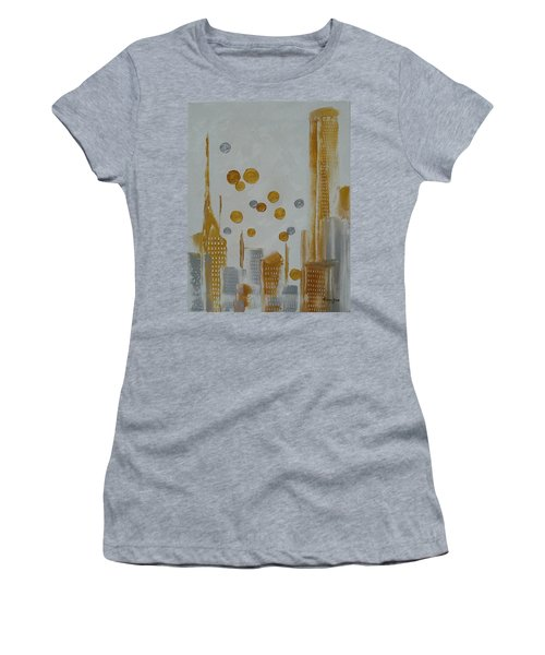 Urban Polish Women's T-Shirt (Athletic Fit)
