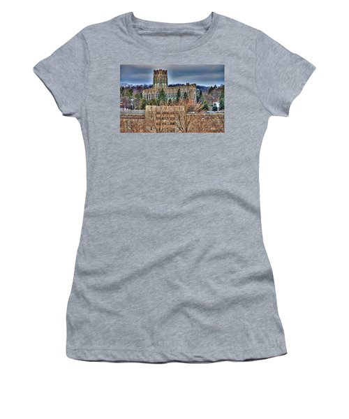 Usma Cadet Chapel Women's T-Shirt (Athletic Fit)