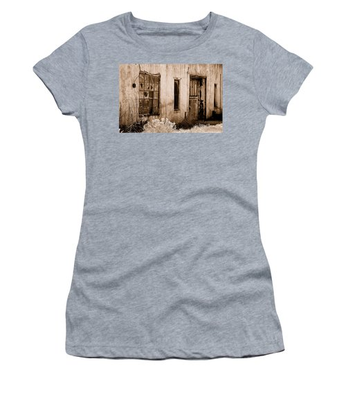 Vacancy Women's T-Shirt (Athletic Fit)