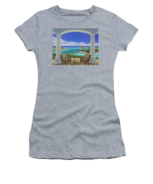 Vacation View Women's T-Shirt