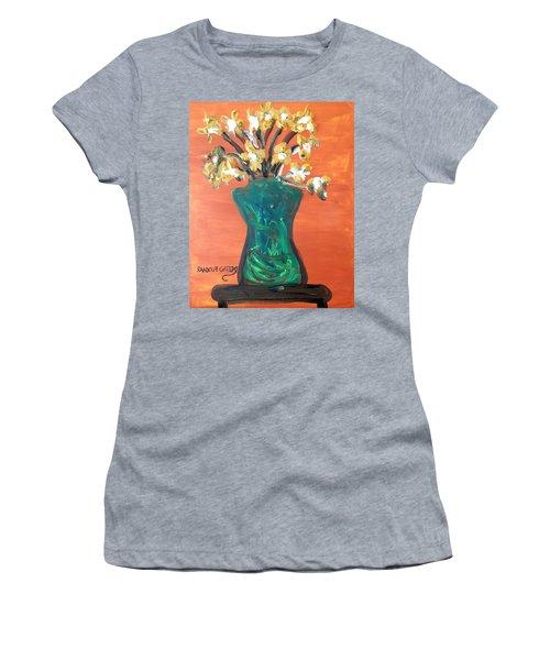 Vase Women's T-Shirt (Athletic Fit)