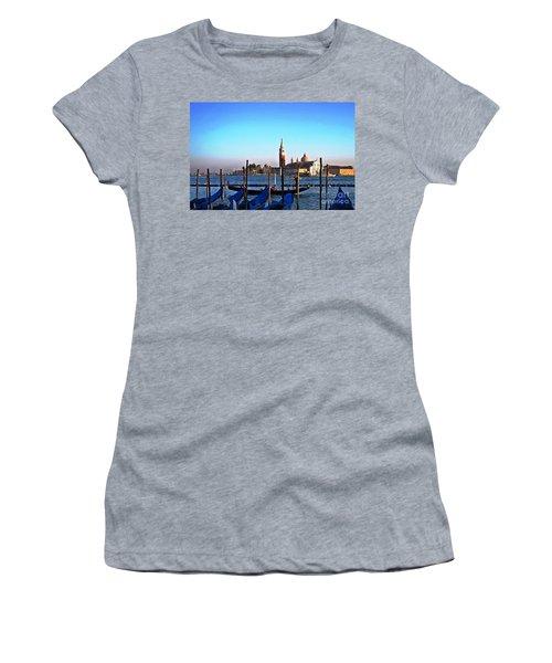 Venezia City Of Islands Women's T-Shirt (Athletic Fit)