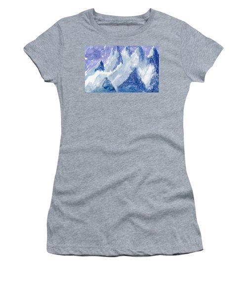Vertical Horizons Women's T-Shirt (Athletic Fit)